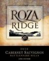 2010 Roza Ridge Cabernet Front