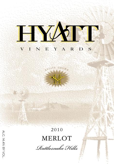 2010 Merlot Front
