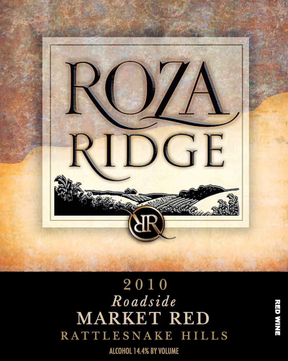 2010 Roza Ridge Roadside Red Front