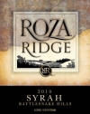 2010 Roza Ridge Syrah Front